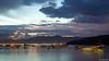 Porto Belo - SC [Explore 17-03-2015] (ricardoyamazaki) Tags: sky praia beach night landscape lights boat barcos paisagem portobelo santacatarina