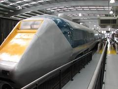 APT E, The National Railway Museum Shildon, County Durham, 16th August 2006