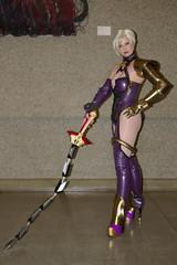 1467 - Sakuracon 2006 (Photography by J Krolak) Tags: costume cosplay ivy masquerade soulcalibur sakuracon sakuracon2006 ivyvalentine