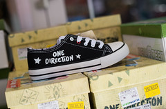 One Shoe (Rune..) Tags: shoe sko directioner onedirection