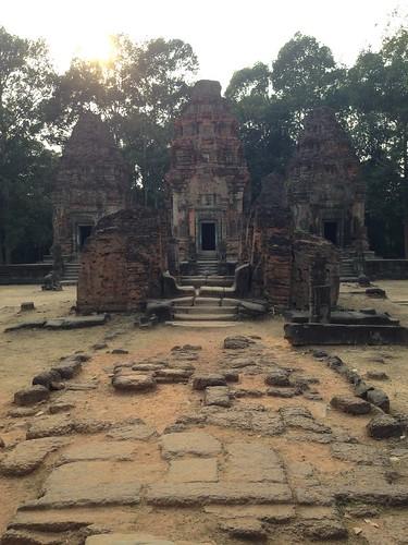 Day 4: Roluos Group 羅洛斯遺址 - Preah Ko 聖牛寺
