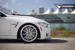 BMW M4 on Vorsteiner V-FF 102 (wheels_boutique) Tags: bmw m4 vrs f82 vorsteiner wheelsboutique teamwb wheelsboutiquecom vff102