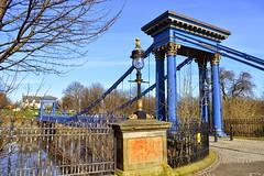 St Andrews suspension bridge, Glasgow (Vijay_ktyely) Tags: