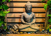 Canada Blooms 2015 (A Great Capture) Tags: toronto ontario canada yoga lady garden meditate gardening blooms tranquil on homeshow canadablooms 2015 ald directenergycentre ash2276 ashleyduffus