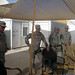 Visit by Fort Bliss CG and CSM