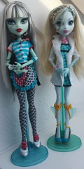 Monster High - Classroom collection (moonwingscollector) Tags: monster high doll collection