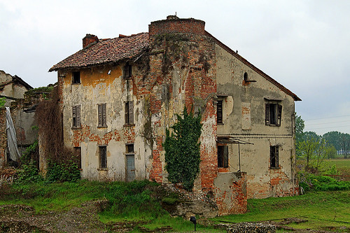 Classico abbandono italiano