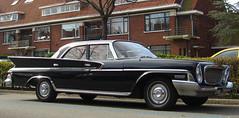 1961 Chrysler Saratoga V8 (rvandermaar) Tags: saratoga chrysler import v8 1961 chryslersaratoga dl8139 sidecode1