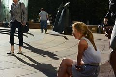 Amiga (olga korovina) Tags: vacation england people white black london love out shadows newyorker shirts everyday coming olga canarywharf imisshim streetshooting olgakorovina oklondonbound okenglandbound okvacationbound