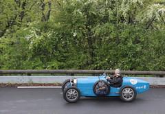 20140502 Limonest Rhône - 100 ans du GP de Lyon - Bugatti 35 -(1926)-008 (anhndee) Tags: france frankreich rhône classiccars rhonealpes voituresanciennes limonest gpdelyon