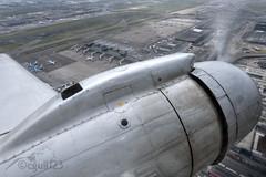 Dakota view 5 (cgull123) Tags: holland netherlands dutch field bulb flight historic airshow klm douglas dc3 normandy dakota 1944 keukenhof dda amalia prinses phpba