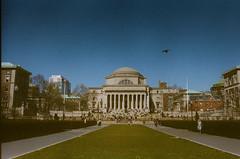 CU (Yun-Chen Jenny) Tags: nyc newyorkcity campus university manhattan columbia blusky