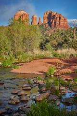 Red Rock Crossing (another_scotsman) Tags: arizona river landscape sedona cathedralrock oakcreek redrockcrossing