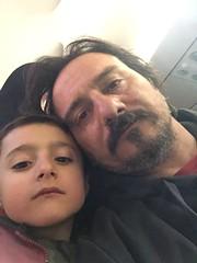 Io e il mostro (Danilo Marrani) Tags: baby little sweet budu bambino neonato beb draem