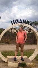 Where am I (My photos live here) Tags: africa canon eos uganda equator degrees 1000d