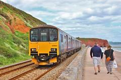 Great Western Railway Hybrid 150925 - Dawlish (South West Transport News) Tags: great railway western hybrid dawlish 150925
