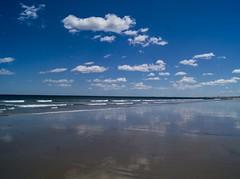 Sky Reflection (SullyStuffz) Tags: hampton seabrook beach new hampshire nh beaches beech beeches sr71 stealth