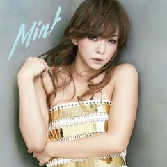 Single_Mint_(itunes cover) (Namie Amuro Live ) Tags: namie amuro mint cover singlecover  cdonly itunescover