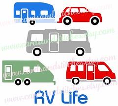 Rv Life Digital Cutting File (cardsandstitches) Tags: rvlifesvg rvlife digitalcuttingfile digital clipart