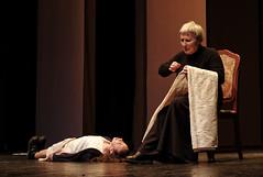 la madre (Compagnia Centrale dell'Arte) Tags: resistenza 25aprile teatroscuola francofortini teatrocivile ilsoldato lauraforti mariondamburgo