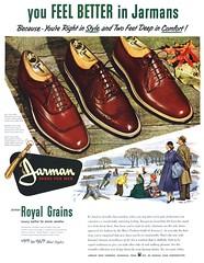 Jarman - 19521206 Post (Jon Williamson) Tags: history vintage advertising ad vintageadvertising vintagead vintascope