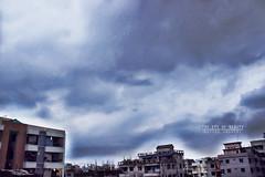 Morning-Sky-Downtown (Nature Gallery) Tags: city sky downtown cloudy dhaka bangladesh