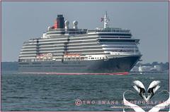 #cunard (Rebecca A. Anthony) Tags: cruising cruiseship cunard queenvictoria