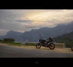 _MG_0622 (dilraj panakkal.....loves photography) Tags: travel india station bike evening ride top kerala suzuki munnar idukki
