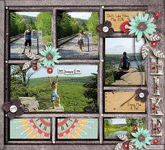 Devil's Lake Hike (laurie_weber67) Tags: nature outdoors walk teens hike adventure etc thelilypad etcbydanyale