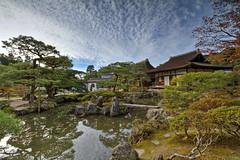 Ginkaku-ji (chin8y) Tags: ginkakuji kyoto japan hdr photomatix japanhdr travelkyoto traveljapan