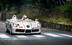 SLR Stirling Moss. (Alex Penfold) Tags: italy slr cars alex car mercedes moss stirling super mclaren mm autos supercar supercars mille miglia penfold 2016