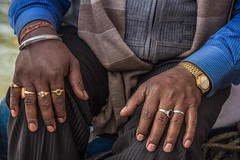 Bengali (Maria Dashkevich) Tags: cruise india fingers rings kolkata ganga bengali westbengal northeastindia hoogli