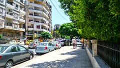 Latakia (nesreensahi) Tags: latakia landscape plants syria syrie siria sky street sun cars اللاذقية الطابيات الصليبة سوريا سورية