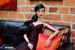 JATMAN - Elyse Jolie J'Adore la Fete Welcome 06 (JATMANStories) Tags: fashion toys doll elise royalty elyse jadore integrity