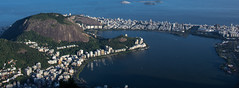 Lagoon (Marcos Jerlich) Tags: blue sea brazil seascape riodejaneiro contrast canon landscape mar cityscape natural bright lagoon cielo lightroom canon700d canont5i marcosjerlich