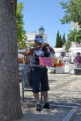 Photographer, Granada (Alexei L) Tags: spain granada photographer city europe street mirador san nicolas
