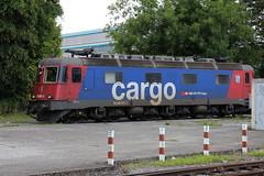 SBB CFF FFS/Cargo (limaramada) Tags: sbb cargo ffs nyon cff