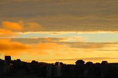 sleepy town (bluefam) Tags: morning sunrise town