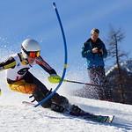 Carson Llewellyn at Red Mountain Keurig Cup GS PHOTO CREDIT: Derek Trussler