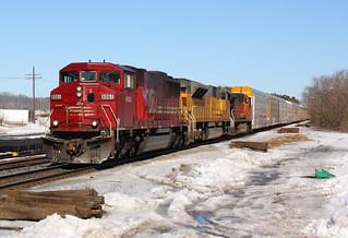 SOO 6061 West, CP 147 Ayr Ontario