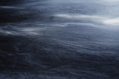ice series (christie.rainey) Tags: blue winter lake ice nature water fog frozen nebel earth space sphere eis gefroren