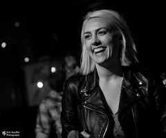 Chelsea Lankes @ SXSW 2015 (Kirk Stauffer) Tags: show lighting portrait bw musician music woman usa white black cute girl beautiful beauty smile leather festival rock lady female wonderful hair lights march photo amazing concert nikon women perfect long pretty tour singing sweet song feminine sassy live tx stage gorgeous awesome gig great goddess young band adorable jacket precious short sing singer blonde indie attractive stunning vocalist tall perform lovely fabulous fest venue darling vocals kirk petite fiery stauffer glamorous lovable d4 kirkstauffer