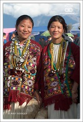 Monpa | Arunachal Pradesh (Arif Siddiqui) Tags: costumes girls people india west tourism beauty fashion festival clouds portraits river aka landscape amazing pretty colours traditional scenic places tribal east hills tribes serene local colourful ethnic incredible northeast cultures arif arunachal tawang pristine dances miji tribals siddiqui india east monpa north attires kameng pradesh arunachal sherdukpen arif siddiqui kameng