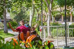 1998_07~007 (If you didn't film it, it didn't happen!) Tags: california outdoor photograph amusementpark 1998 sixflagsmagicmountain losangelescounty amusementride jackmiller tabithamiller