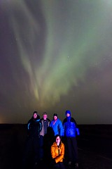 Aurora Hunters (Gordon Mackie) Tags: scotland aurora sutherland northernlights strathy
