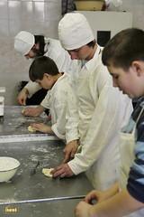 12. «Жаворонки» в святогорской пекарне