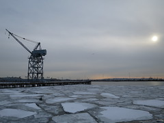 Red Hook waterfront