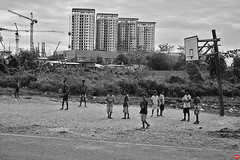 division (marc.stokes) Tags: street trip travel urban white black film monochrome 35mm island photography islands still shoot fuji native exploring philippines olympus queen national manila filipino baguio pinay tribe 35 geo geographic pinoy mactan