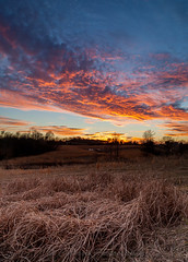 Country Fields (John Cothron) Tags: longexposure winter sunset sky usa cloud sun cold color nature digital georgia landscape us unitedstatesofamerica scenic sunny thesouth dixie clearsky ze eveninglight hallcounty americansouth southernregion 35mmformat countryfields 5dc johncothron distagont2821 southatlanticstates leefiltersystem 5dclassic cothronphotography zeissdistagont21mm28ze img6702110215