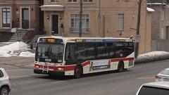 8139 (BillyCabic) Tags: toronto bus ttc transit obi
